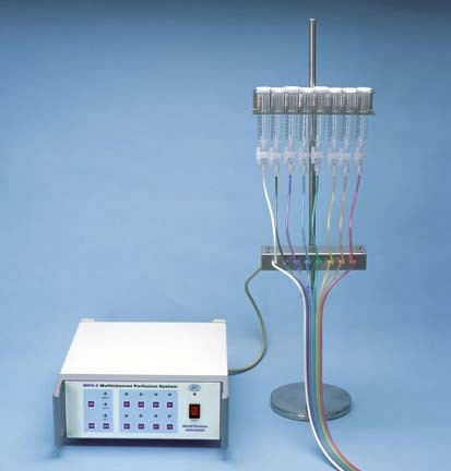 MPS-2  Multichannel Perfusion System